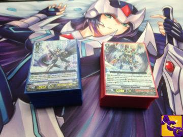 Cardfight!! Vanguard Decks for Standard Format