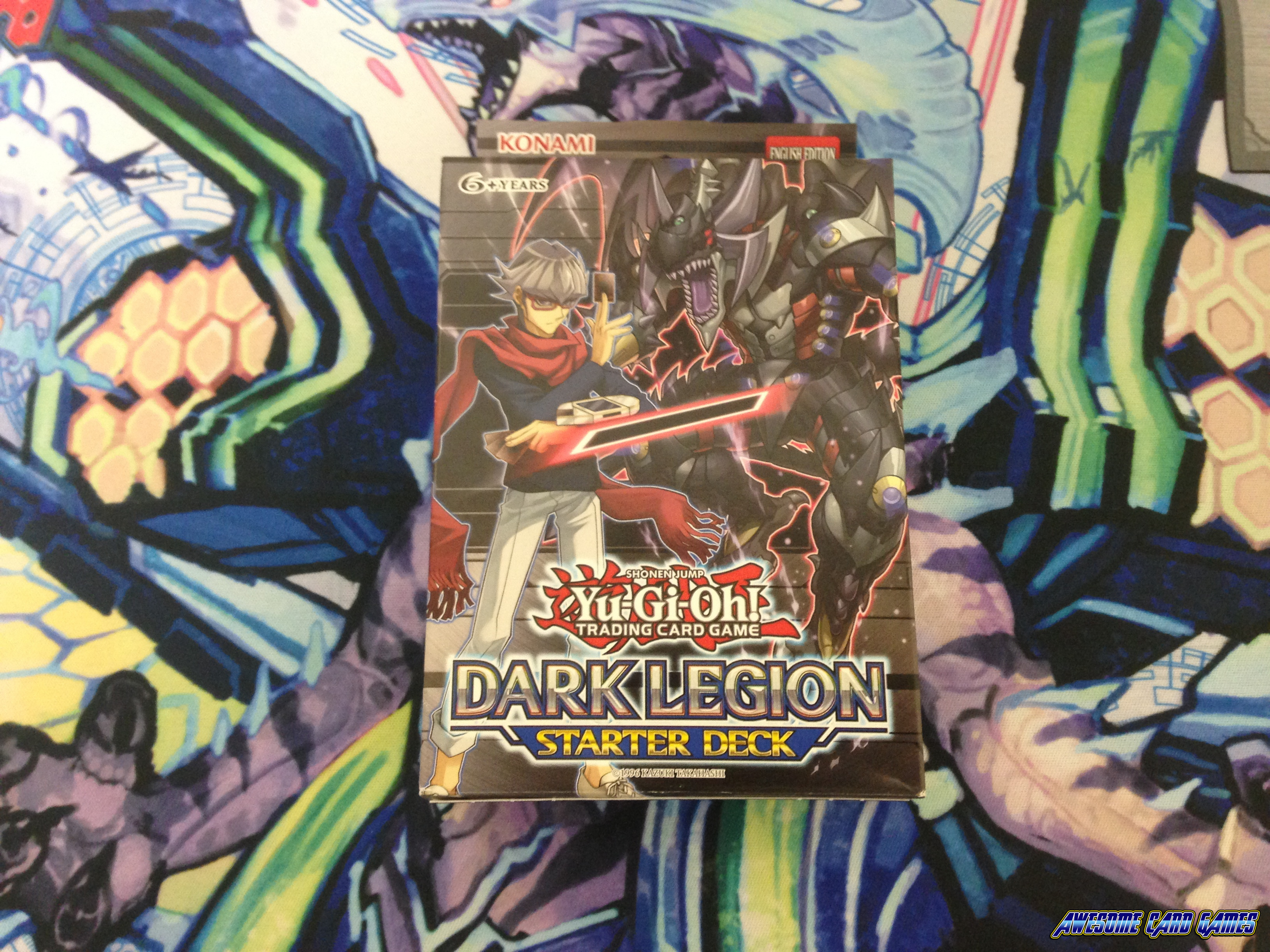 Dark Legion Starter Deck