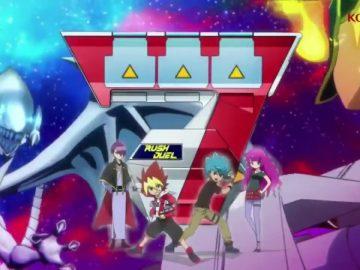 Yu-Gi-Oh! SEVENS (1)