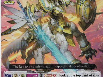 Full Cavalier Dragon
