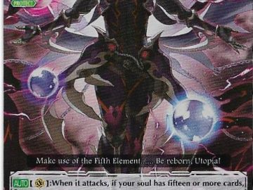 Master of Fifth Element (V Series)