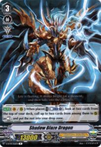 Shadow Blaze Dragon (V Series)