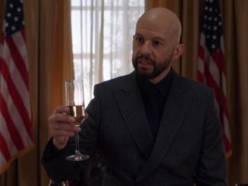 Lex Luthor in The Oval Office 2