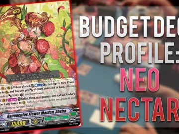 Budget Deck Profile Neo Nectar