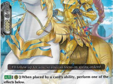 Knight of Benefits, Berengaria