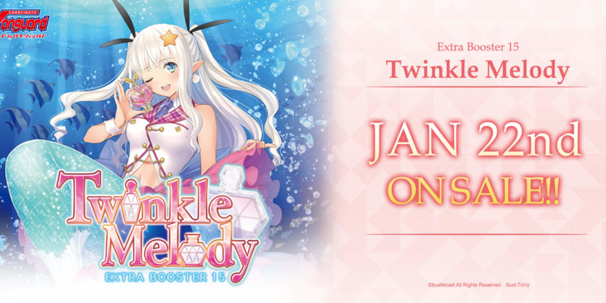 V Extra Booster 15: Twinkle Melody