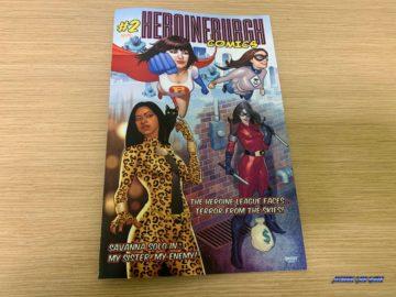 Heroineburgh Comics #2