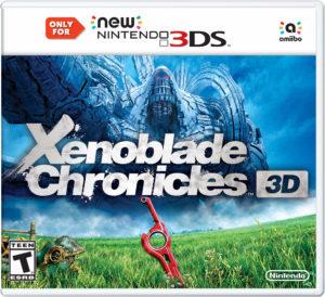 Xenoblade: Chronicles 3D